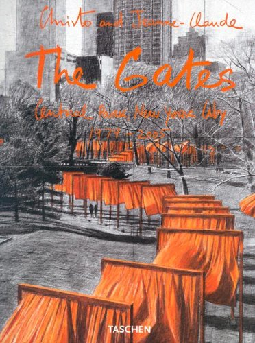 9783822828052: Christo : The Gates 1