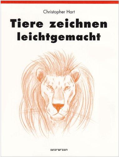 9783822828724: Tiere zeichnen leichtgemacht