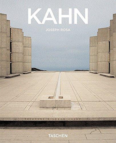 Louis I. Kahn 1901-1974. Der erleuchtete Raum: Rosa, Joseph