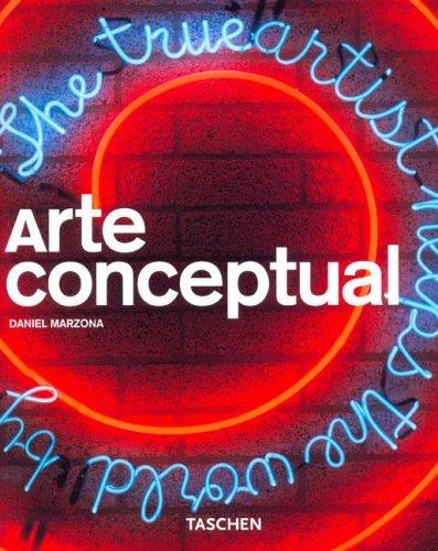 9783822829608: Arte Conceptual