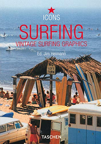 9783822830079: Surfing: Vintage Surfing Graphics (Icons)