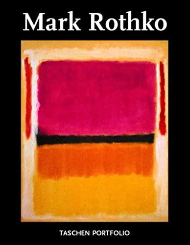 9783822830475: Mark Rothko: Taschen Portfolio (Poster Portfolios)