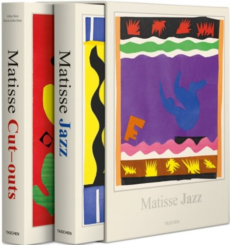 9783822830529: Henri Matisse: Cut-Outs Drawing with Scissors- Jazz