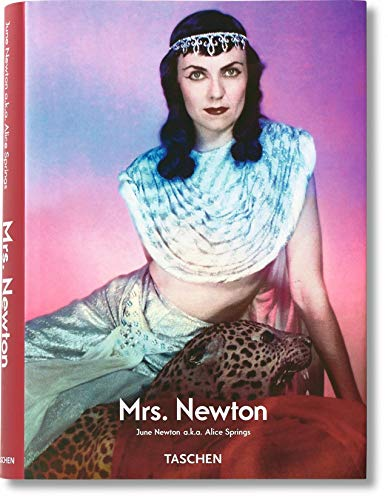 Mrs. Newton (Hardcover): June Newton