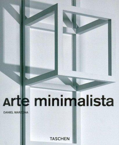 Arte minimalista/Minimal Art (Taschen Basic Art Series) (Spanish Edition) (3822830615) by Daniel Marzona