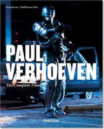 Paul Verhoeven [SIGNED + Photo]: Keesey, Douglas; Paul Duncan (ed.); Paul Verhoeven