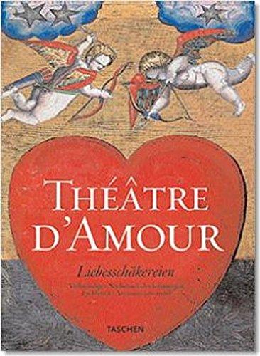 9783822831267: ThéaÌ'tre d amour Vollstaendiger Nachdruck der kolorierten Emblemata amatoria von 1620
