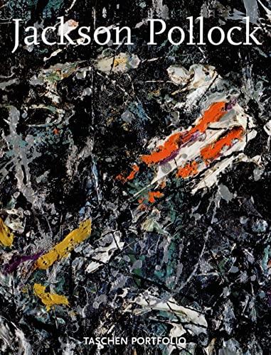 9783822831649: Jackson Pollock. Portfolio. Ediz. tedesca, spagnola, francese, inglese e giapponese
