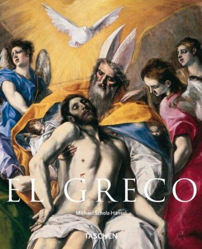 9783822831731: El Greco: Domenikos Theotokopoulos 1541-1614 (Serie menor) (Spanish Edition)