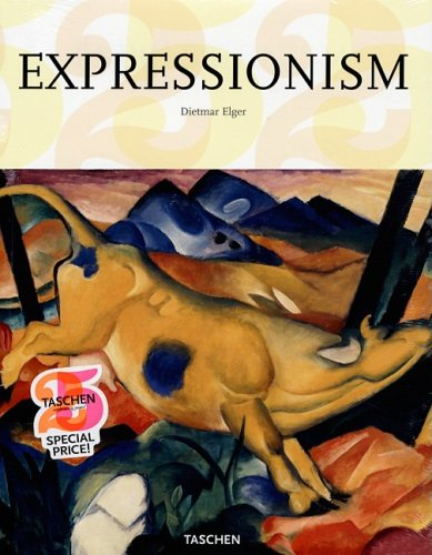 9783822831946: Expressionism: A Revolution in German Art