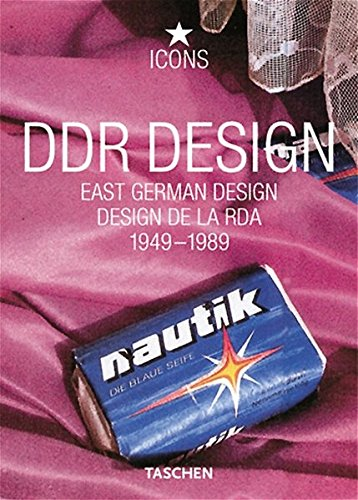 9783822832165: East German Design (Icons)