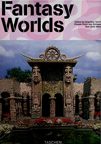 9783822832196: Fantasy Worlds (English, German and French Edition)