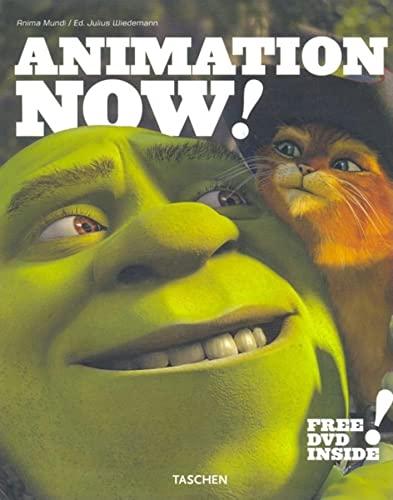 9783822832202: Animation Now! (Italian/Spanish/Portugese) (Italian, Portuguese and Spanish Edition)
