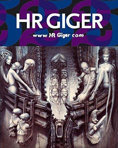 www HR Giger com: Giger, H. R.