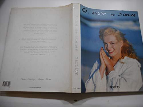 9783822832257: Marilyn, Andre De Dienes (Fotografia) (Spanish Edition)