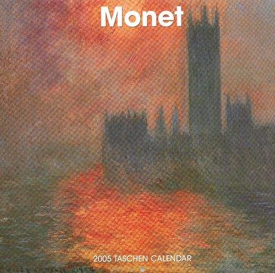 Monet 2005 calendario - Aa.Vv.