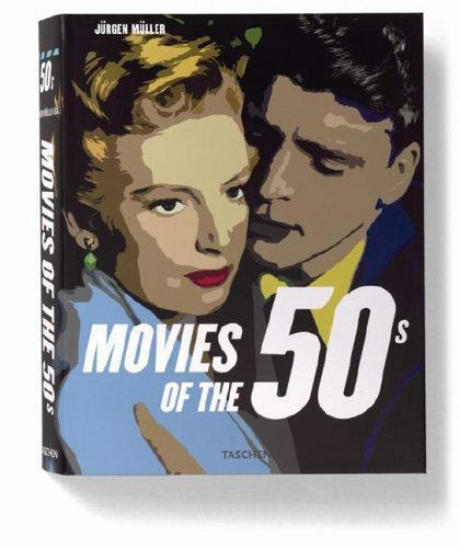 9783822832486: MOVIES OF THE 50S (Midi)