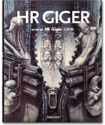 9783822832509: www HR Giger com (Taschen 25. Aniversario)