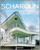 9783822832899: Scharoun. Ediz. italiana