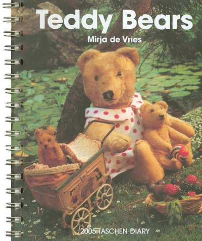 9783822833827: Teddy Bears Diary 2005 (Diaries)