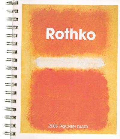 9783822833865: Rothko (Taschen 2005 Calendars)