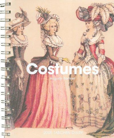 9783822833872: Costume History (Taschen 2005 Calendars)