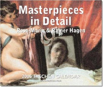 9783822834060: Masterpieces in Detail Tear Off Calendar