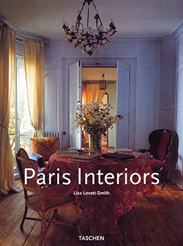 9783822834411: Paris interiors