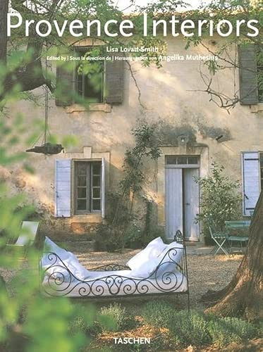 9783822834763: Provence Interiors (Midsize) (English, German and French Edition)