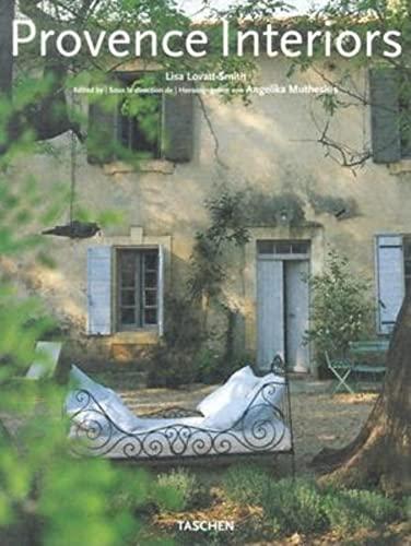 Provence Interiors (Midsize) (English, German and French: Lovatt-Smith, Lisa