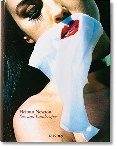 Helmut Newton, Sex and Landscapes (Photobook): Philippe Garner, June