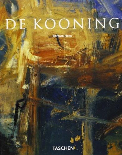 9783822835456: De Kooning