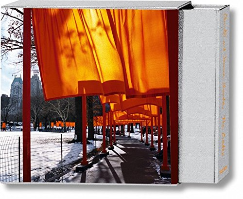 9783822835623: Christo & Jeanne-Claude. The Gates. Collector's edition