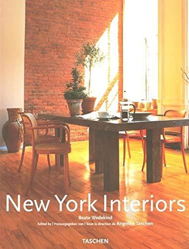 9783822835654: New York Interiors