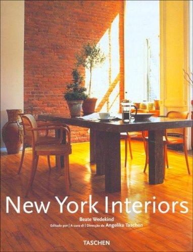 9783822835661: New York Interiors (Spanish Edition)