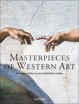 9783822836088: Masterpieces of Western Art