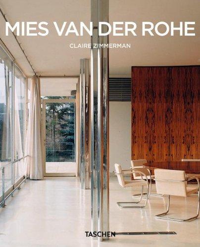 9783822836439: Mies Van Der Rohe: 1886 - 1969