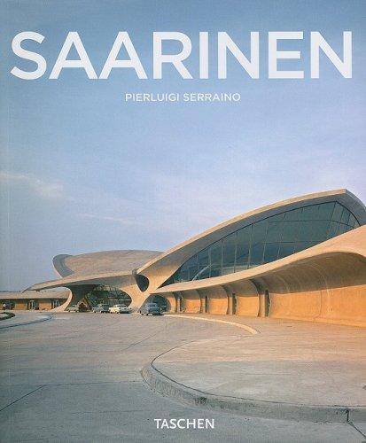 9783822836453: Eero Saarinen, 1910-1961: A Structural Expressionist (Basic Art)