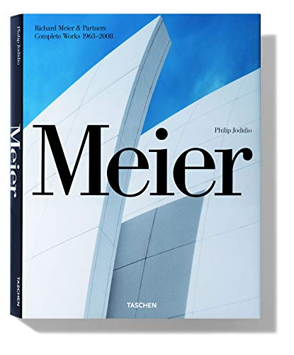 MEIER COMPLETE WORKS 1963-2008 (08)-XL- (3822836842) by Philip Jodidio