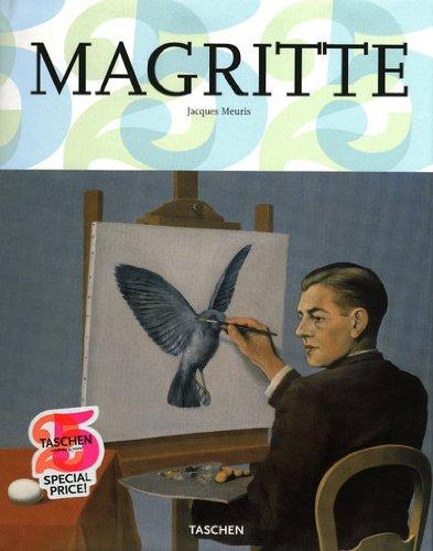 9783822836866: Gr-25 magritte-anglais (Taschen 25)