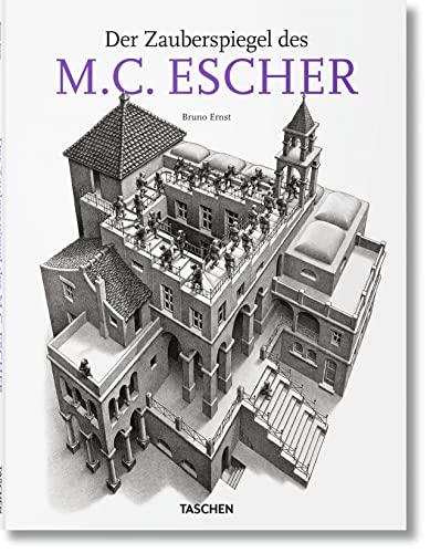 9783822837061: Magic Mirror (Deutsche Ausgabe). Der Zauberspiegel des M.C. Escher