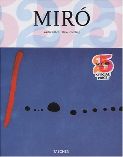 9783822837504: Miro (25th Anniversary Special Edtn)