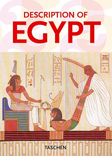 9783822837757: Description de L'Egypte: publiée par les ordres de Napoléon Bonaparte (English, German and French Edition)