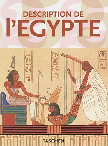 9783822837757: Description de l'Egypte. Ediz. inglese, francese e tedesca: KO (Klotz)