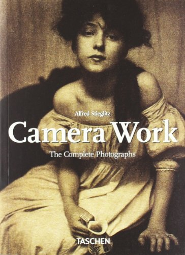 9783822837849: Stieglitz camera work (Klotz 25)