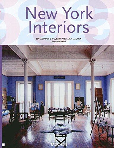 9783822838044: 25 New York Interiors