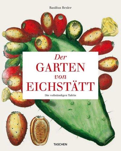 9783822838075: Garten von Eichstätt - Book of Plants: 25 Jahre TASCHEN
