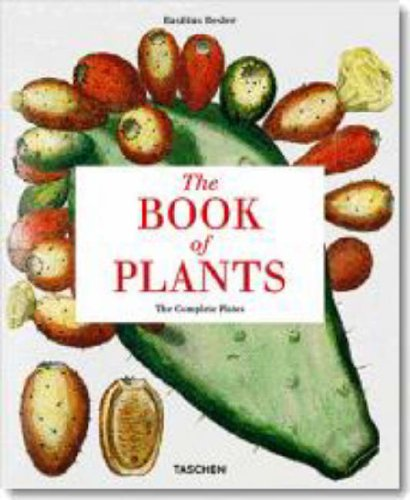 9783822838099: The Book of Plants. The Complete Plates. Ediz. inglese (Jumbo 25)