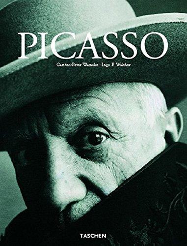 9783822838112: Picasso HC (2 Bände im Schuber): 25 Jahre TASCHEN