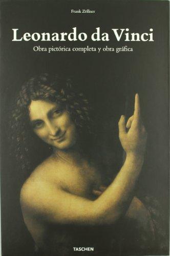 9783822838259: 25-FP- LEONARDO DA VINCI OBRA PICTOR.COMPL(1T EST)